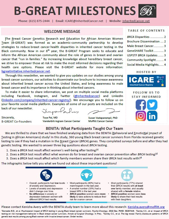 ICARE Newsletter Image no month